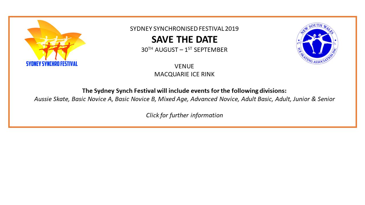 Sydney Synchronised Festival 2019